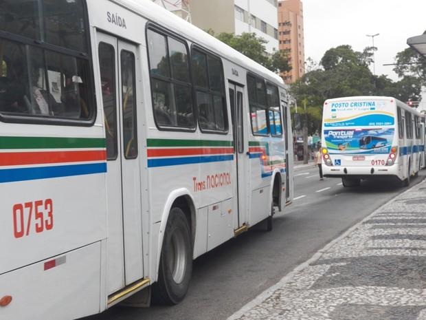 onibus cg - Preço da passagem de ônibus de Campina Grande aumenta 40 centavos