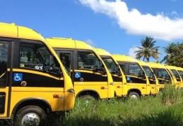 Transporte escolar de 42 municípios será fiscalizado em fevereiro