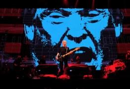 Roger Waters quer tocar The Wall na fronteira dos EUA e México