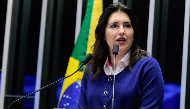 simone tebet moreira mariz agencia senado e1547070536922 750x430 - 'BOAS IMPRESSÕES': Simon Tebet fala sobre o escolhido de Bolsonaro para a PGR
