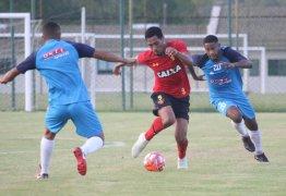 Perilima empata sem gols em jogo-treino contra o Sport-PE