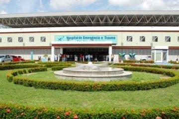 Órgãos de trânsito realizam ação educativa no Hospital de Trauma de João Pessoa