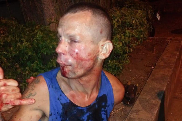 ufc polyana viana mugger 1 - ERRO DE CÁLCULO: Criminoso escolhe mulher para assaltar, mas não sabia que era uma lutadora de UFC e leva surra