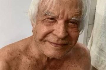 Cid Moreira comemora sucesso como Influencer aos 92 anos