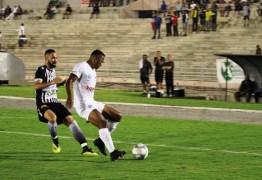 Perilima vence Botafogo-PB com placar de 1 a 0