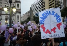 MACHISMO MATA!: Feminicídio é crime de ódio, não de amor, alerta promotora