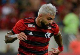 Abel Braga dá nova chance a Gabigol como centroavante e esboça Flamengo para semifinal