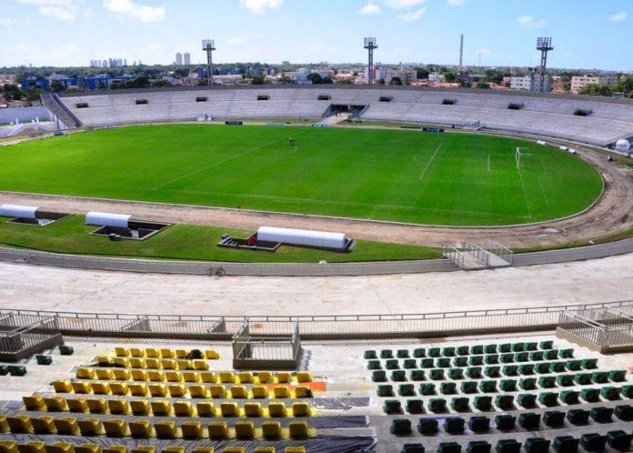 Almeidão Foto Divulgação 696x498 - Três jogos abrem sétima rodada do Paraibano neste sábado