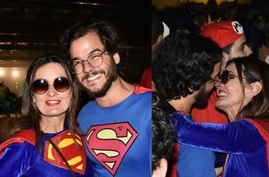 Capturar 7 - Fátima Bernardes e Túlio Gadêlha curtem festas de pré-carnaval em Recife