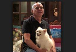 Viúva de Boechat diz que cadela espera todas as noites o jornalista chegar do trabalho