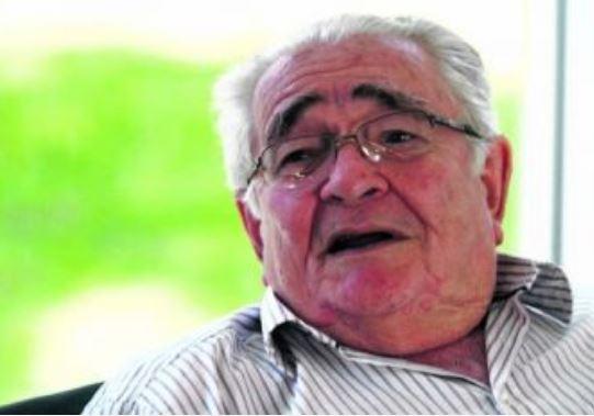 Capturarer - Professor Iveraldo Lucena é internado no HNSN após sofrer infarto