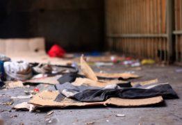 Moradores de rua são agredidos e um vem a óbito em Campina Grande