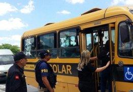Detran-PB inicia vistorias do transporte escolar dos municípios neste sábado