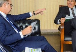 Adriano Galdino discute parcerias com Defensoria Pública do Estado