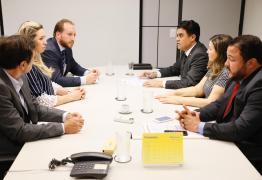 Por solicitação de João Azevedo, Wilson se reúne com equipe  do Tesouro para agilizar liberação de US$ 50 milhões para PB Rural Sustentável