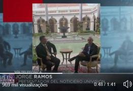 Jornalistas são detidos por 2 horas após entrevistar Maduro: VEJA VÍDEO