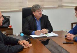 RECURSOS PÚBLICOS: João Azevedo vai a Brasília para assinar empréstimo com Banco Mundial