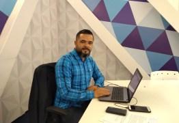 Jornalista Marcos Weric é escolhido novo diretor de Comunicação da ALPB
