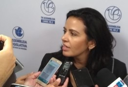 'ESTOU PRONTA PARA O DESAFIO' Avalia Pollyana Dutra eleita presidente da CCJ