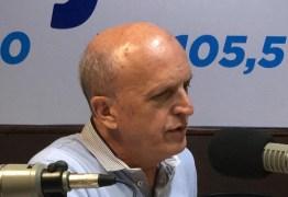QUASE SEM RECURSOS FEDERAIS: 'Paraíba banca 90% dos atendimentos médicos em todo o Estado', diz secretário Geraldo Medeiros