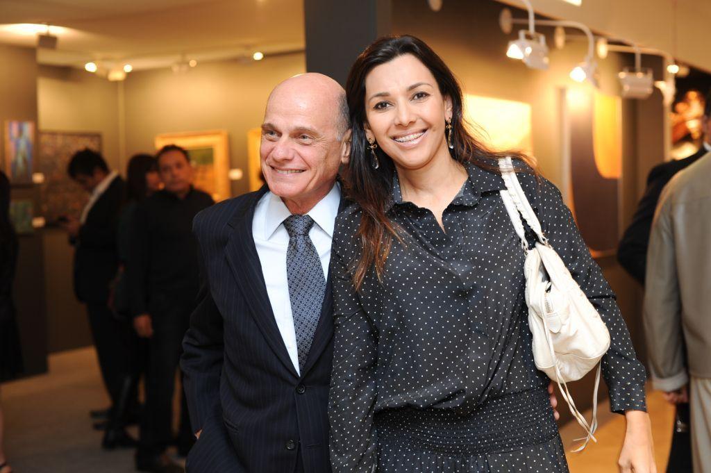 Veruska e o jornalista Ricardo Boechat - A CAMINHO DE CASA: Mulher de Ricardo Boechat  fala sobre morte do jornalista