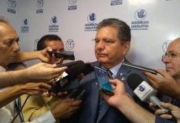 Adriano Galdino diz que será reconduzido a presidência da ALPB com 100% dos votos – OUÇA