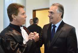 Luciano Cartaxo prestigia solenidade de posse da nova Mesa Diretora do TJPB e ressalta importância da união de forças entre a Justiça e municípios
