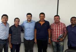 DEMANDAS PARA OS MUNICÍPIOS: Wilson Filho se reúne com secretário de Educação da Paraíba