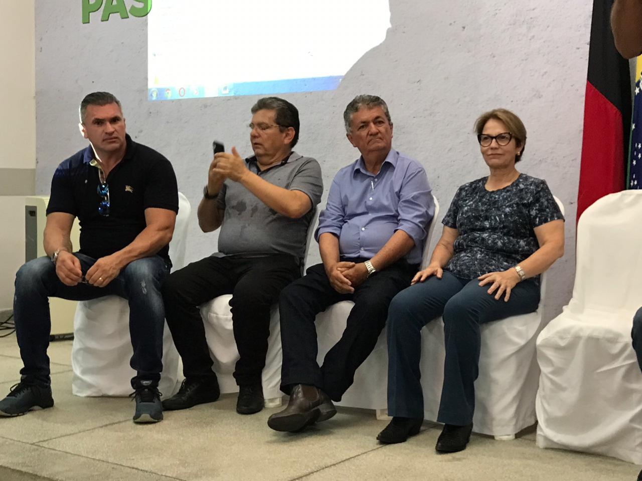 WhatsApp Image 2019 02 17 at 13.35.05 1 - VISITA TÉCNICA: Julian Lemos diz que Ministra da Agricultura ficou bem impressionada com produção na Paraíba - VEJA VÍDEO