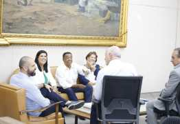 Lígia Feliciano apresenta Destino Paraíba ao prefeito de SP e ao presidente da Frente Parlamentar do Turismo