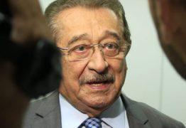 José Maranhão emite nota de pesar pela morte de Ricardo Boechat