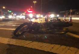 Homem morre atropelado na BR-230, em João Pessoa