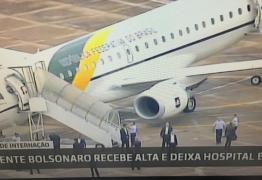 Após passar 17 dias no hospital, Bolsonaro tem alta e deixa Albert Einstein