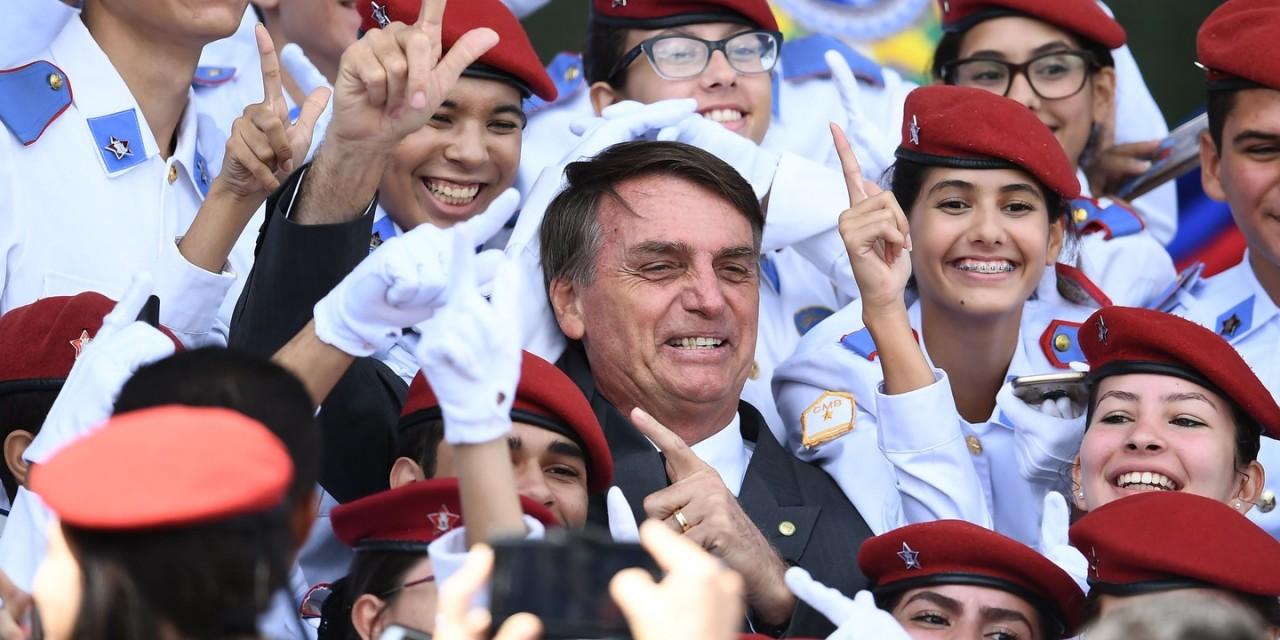 bolsonaro - Volta às aulas de 2019 é um retorno ao nosso passado ditatorial nas escolas - Por Eliana Alves Cruz