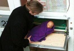 Conheça as Polêmicas caixas para abandonar bebês instaladas nas unidades de corpo de bombeiros: VEJA VÍDEO