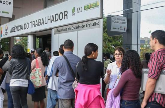 Taxa de desemprego atinge recorde de 14,6%; Paraíba apresenta maior crescente no índice