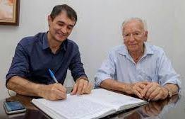 Romero tira licença e Enivaldo assume Prefeitura de Campina