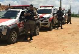 Policiais do 4º BPM recuperam objetos roubados em Guarabira