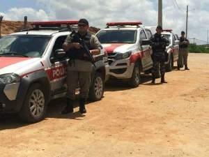 foto pm 300x225 - OPERAÇÃO RENASCER: Polícia cumpre mandado e prende sete pessoas no Sertão da PB