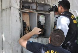 Polícia civil prende 10 pessoas por gato de energia na zona sul da capital