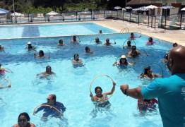 Sesc oferece vagas para hidroginástica e natação em João Pessoa