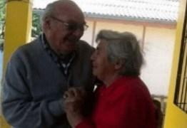 INESPERADO: casal de idosos comete suicídio para não dar trabalho aos filhos