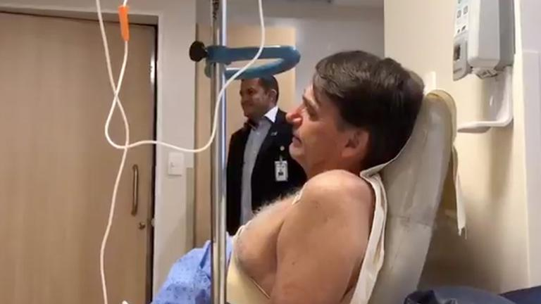 jair 1105901 - Segundo médicos, estado de saúde de Bolsonaro requer cuidados após imprevistos