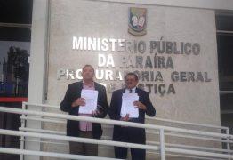 CRIME DE RESPONSABILIDADE: jornalista faz grave e robusta denuncia ao MP e TCE contra prefeito de Soledade