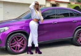 Ludmilla tem carro apreendido em blitz da Lei Seca, no Rio