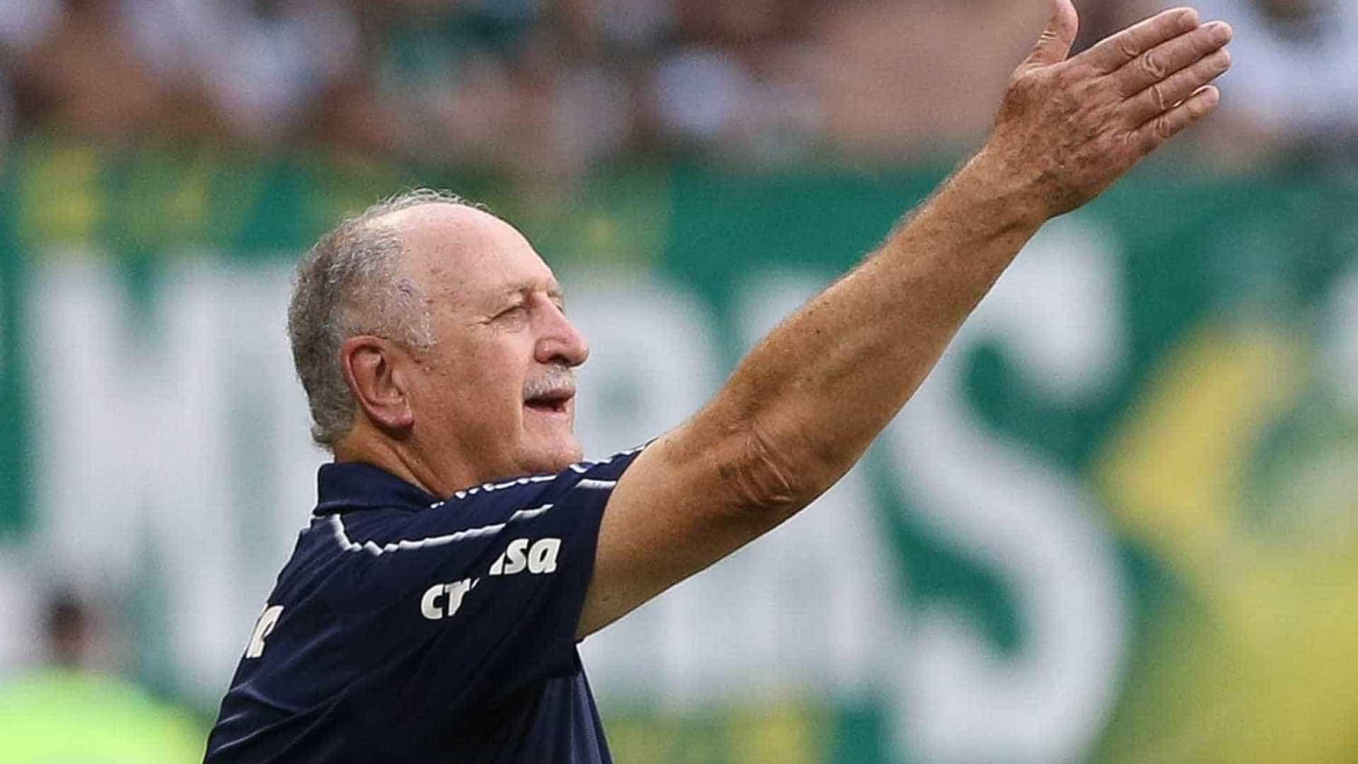 naom 5c5628e095eec - Felipão volta a rebater crítica da torcida do Palmeiras