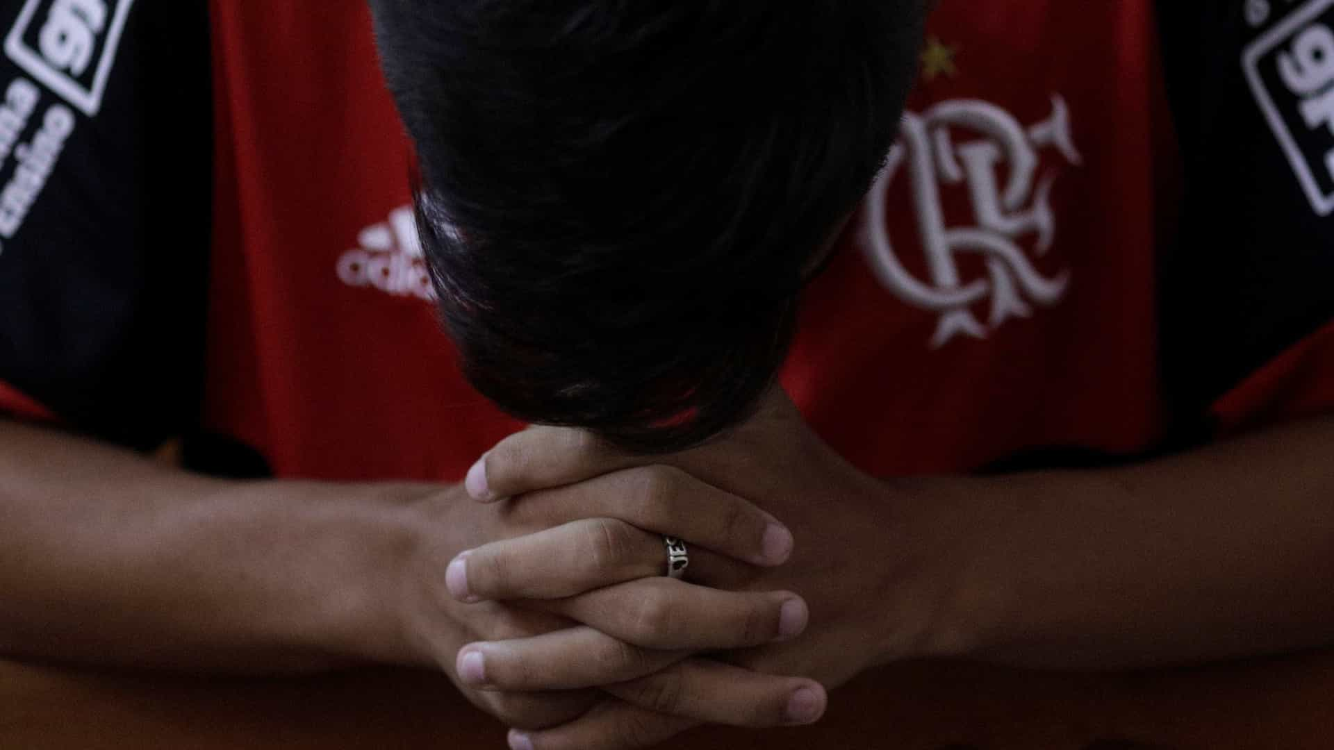 naom 5c66d9fb01de8 - Missa marca sétimo dia da tragédia no Ninho do Urubu