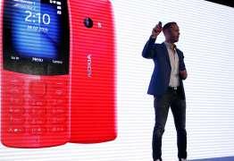 Nokia apresenta 'tijolão' repaginado com jogo da cobrinha