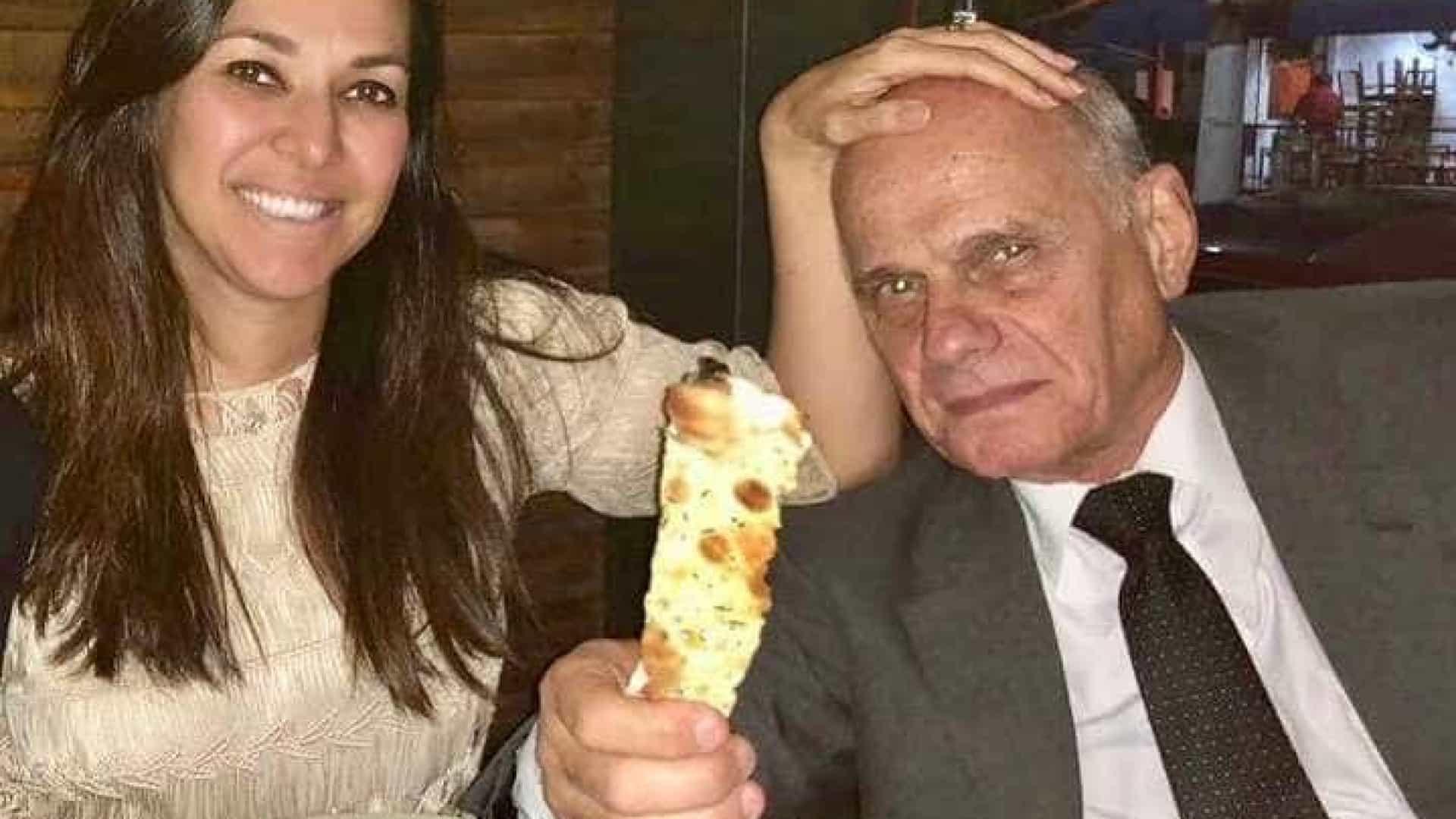 naom 5c77ff03e8aab - SAUDADES: Viúva de Boechat posta vídeo do jornalista: 'Cuide de quem você ama'
