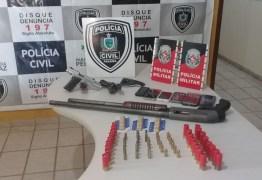 Suspeitos de pelo menos dez homicídios na região de Catolé do Rocha são presos